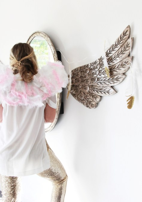 Angel Wings Halloween Costume