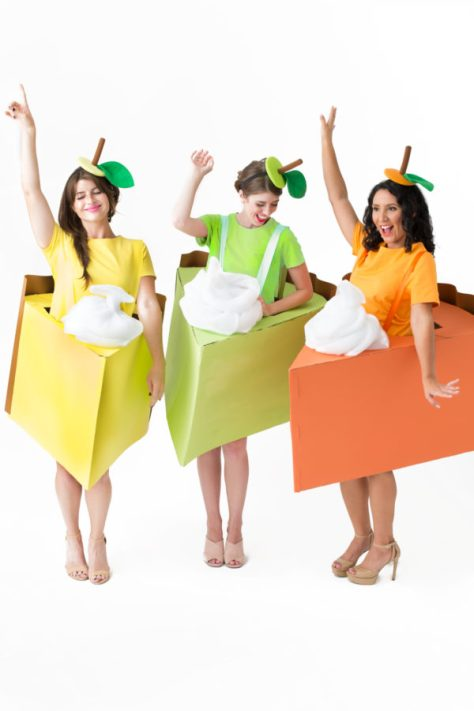 Pie Slice Halloween Costumes