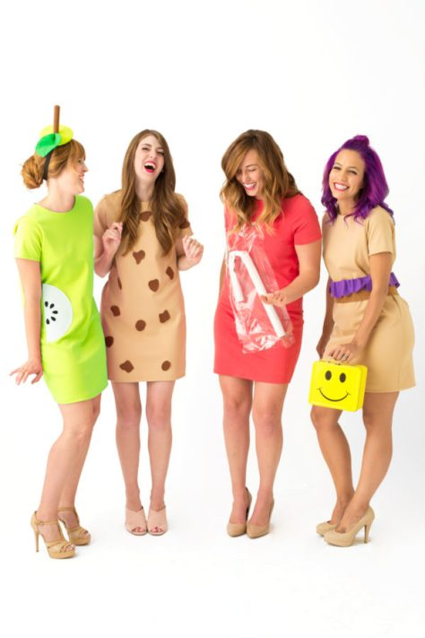 School Lunch Costumes