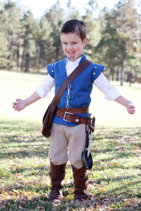 Flynn Rider Halloween Costume