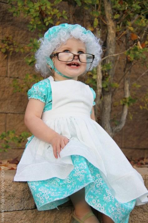 Granny Halloween Costumes