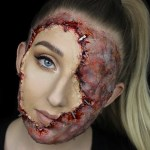 Scary Halloween Makeup Tutorials You Can't Miss