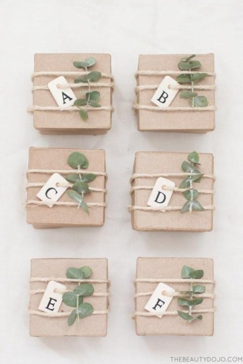 Paper Mache Gift Boxes