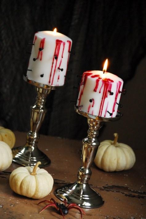 Tortured Candles Decoration