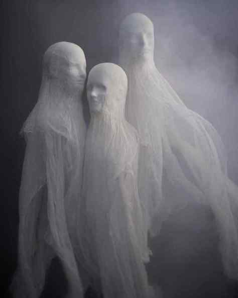 Cheesecloth Spirits Ghost Decoration
