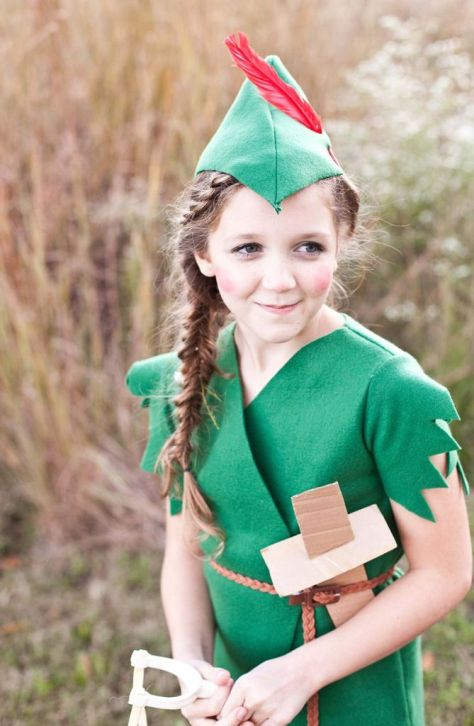 Peter Pan Halloween Costume
