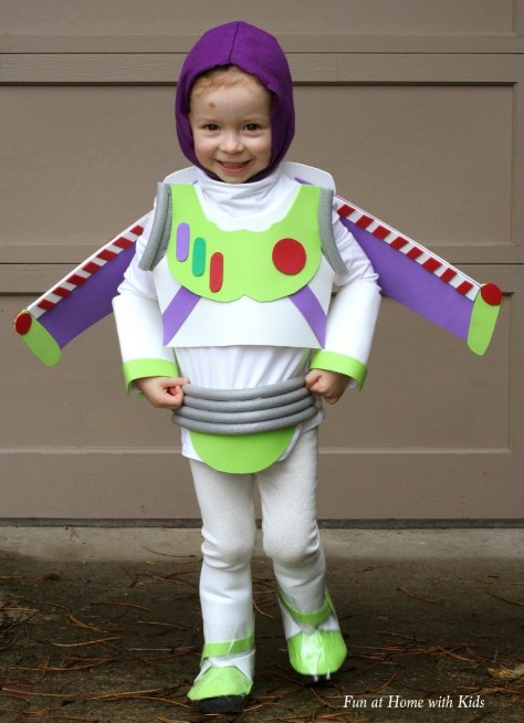 Buzz Lightyear Halloween Costume