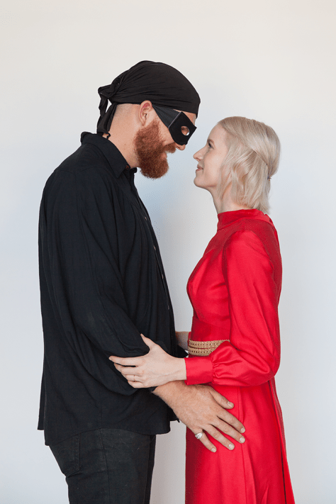 Princess Bride Couples Halloween Costumes