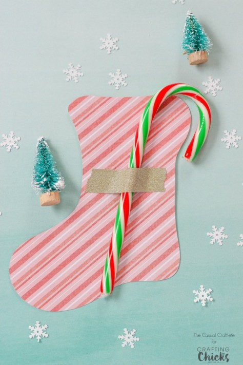 Printable Stocking