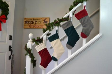 Cuffed Christmas Stocking