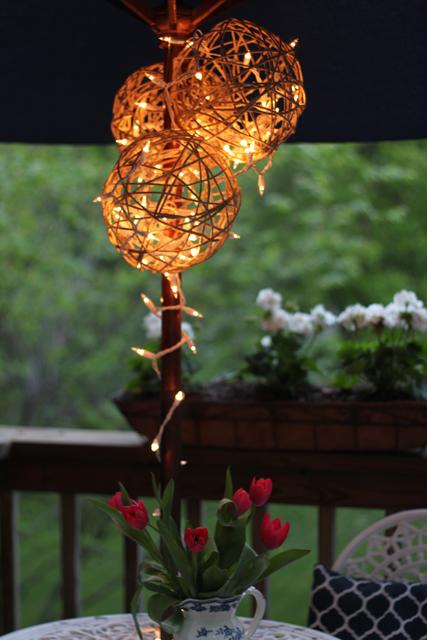 Twine Garden Lantern