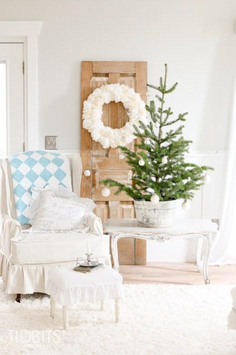 French Christmas Tree
