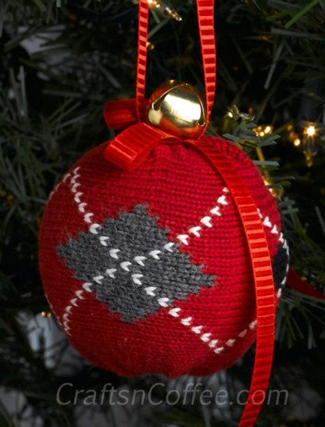 Cozy Sweater Balls