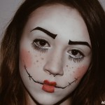 Doll Halloween Makeup Tutorial You Can Easily DIY