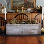 30 Trendy DIY Christmas Centerpiece Decoration Ideas