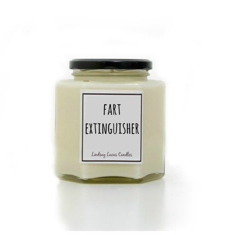 Fart Extinguisher Candle