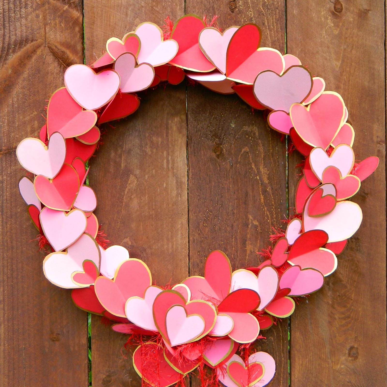 Valentine Wreaths For Your Front Door Image Collections Doors
