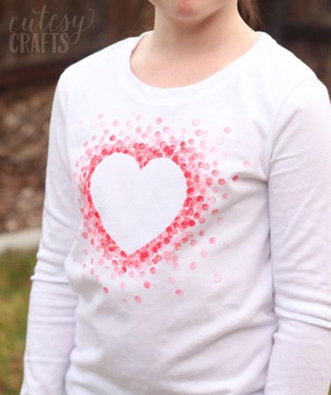 Eraser Stamped Shirt