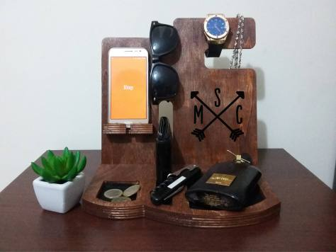 Men Desk Organizer