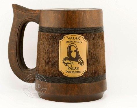 Valar Morghulis Mug
