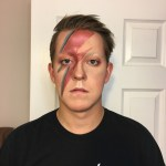 David Bowie Inspired Halloween Makeup Tutorial