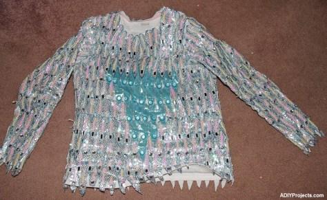 Ice Phoenixes Halloween Costume Shirt