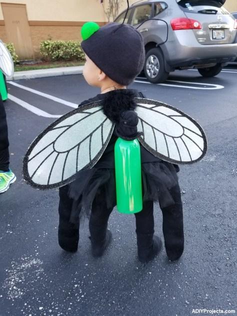 Lightning Bugs Halloween Costume For Baby Girl