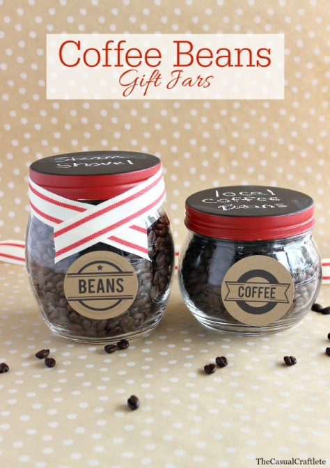 Coffee Beans Gift Jars