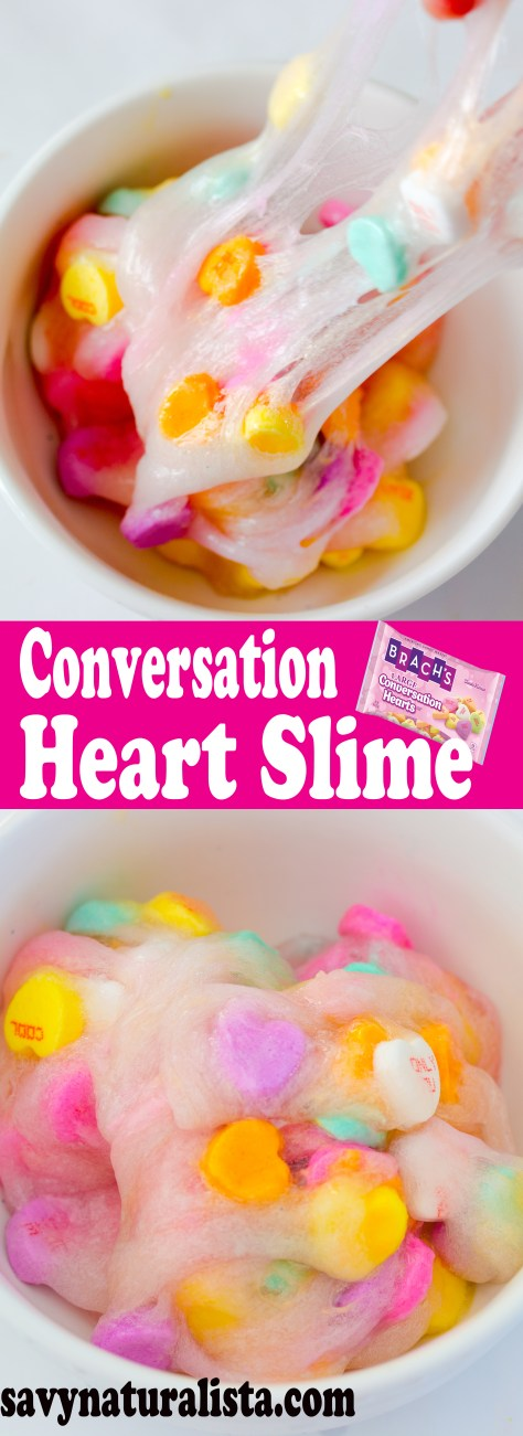Conversation Heart Slime Tutorial