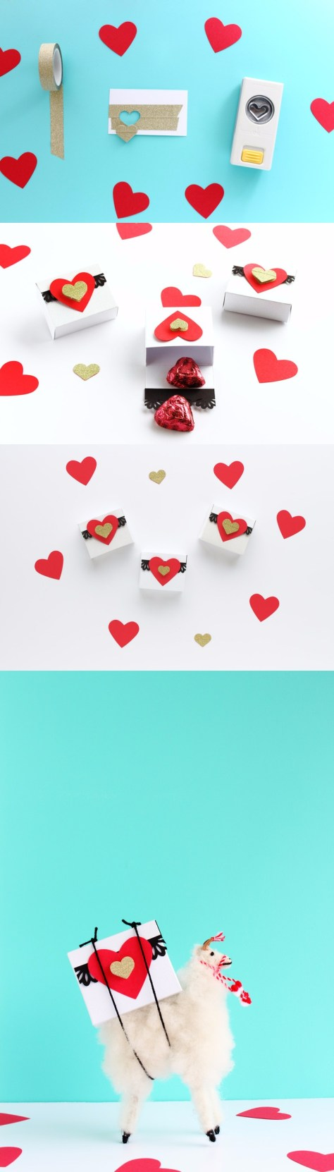Heart Candy Box Tutorial