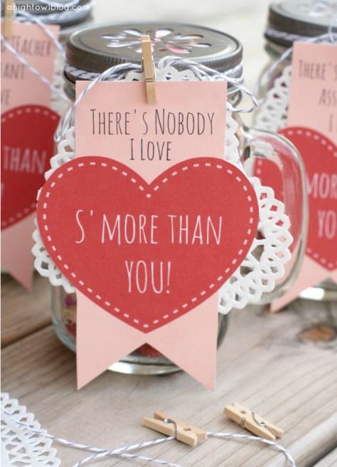 S'mores Valentines