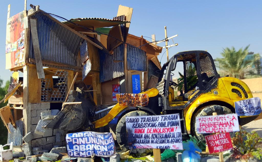 Edon Tuazon Fabreo's Urban Philippine Dioramas