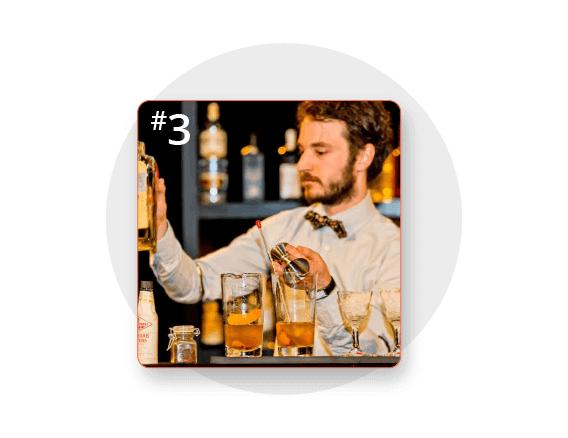Podcast #3 – Ivar de Lange – Using psychology for bartending and cocktails