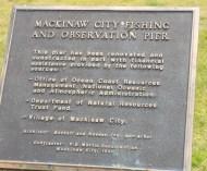 Mackinaw City Fishing Pier