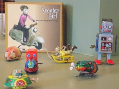 Take-home Wind-Up Toys photo by Gracie K Harold 2016