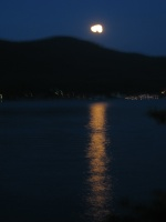 Midnight on the water,...