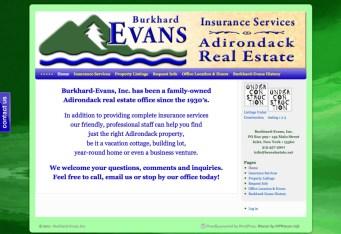 Burkhard-Evans