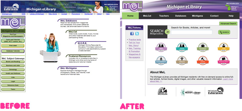 MeL-before-and-after