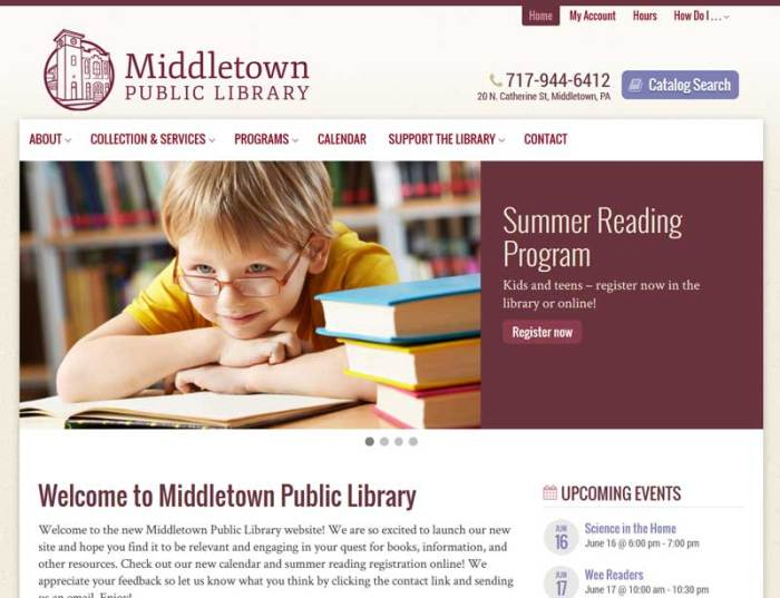 Middletown-Website-Redesign