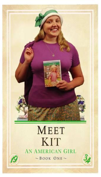 Private: American Girls at Darien Library
