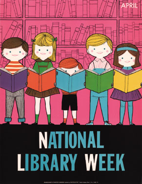 National Library Week (Year Unknown)