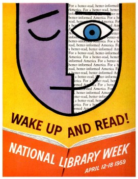 Wake Up and Read! / National Library Week (1959)