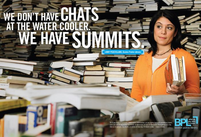 BPL – We have summits.