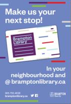 Brampton - next stop