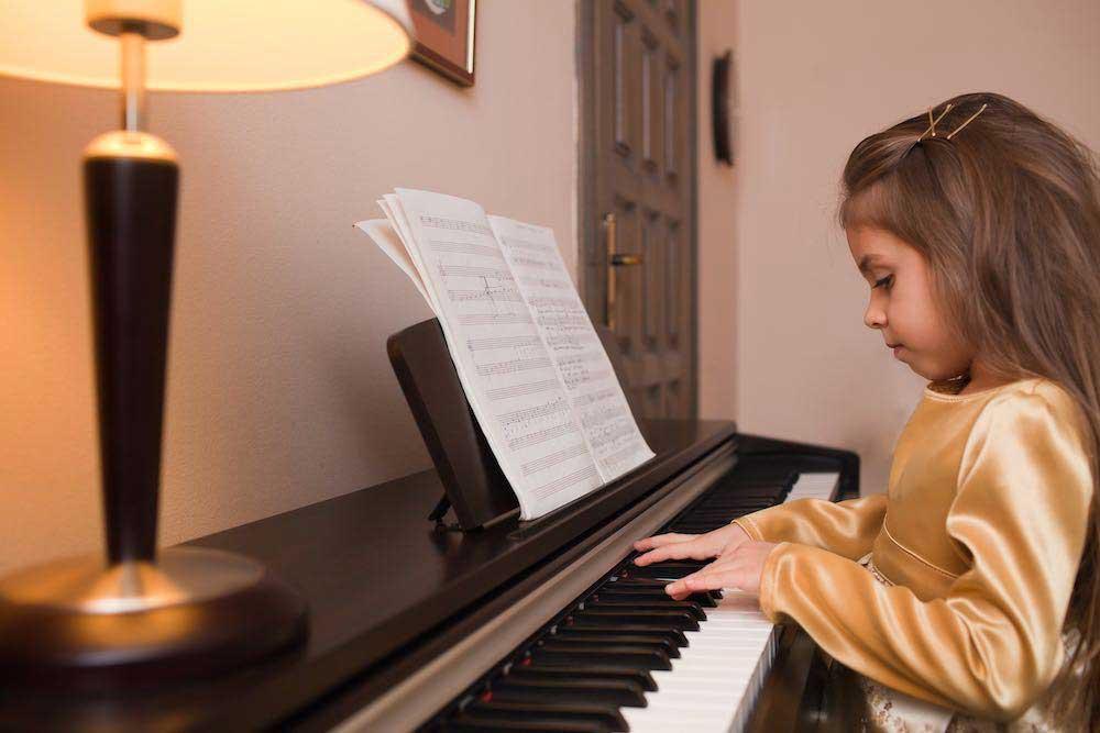 Lectii de pian acasa - Ad Libitum