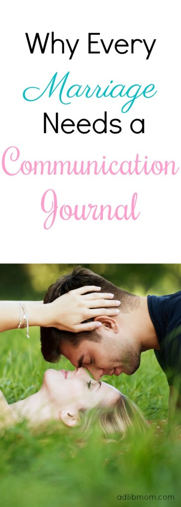 Marriage Communication Journal
