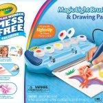crayons color wonder drawing pad