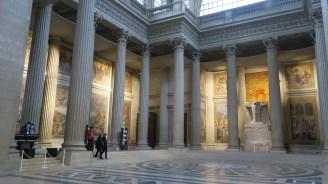 bagian dalam Pantheon