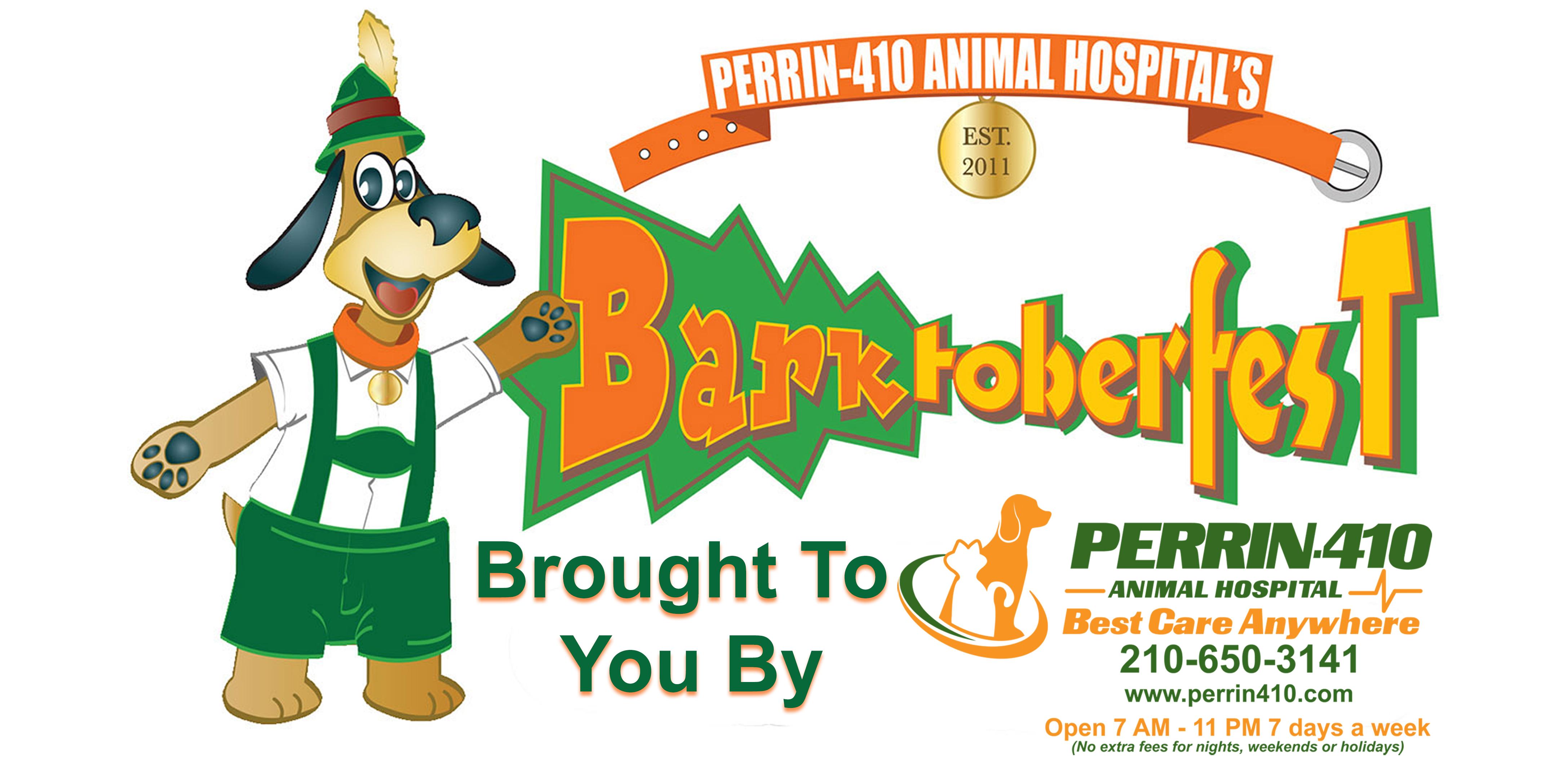 Perrin-410 Animal Hospital's 2019 Barktoberfest