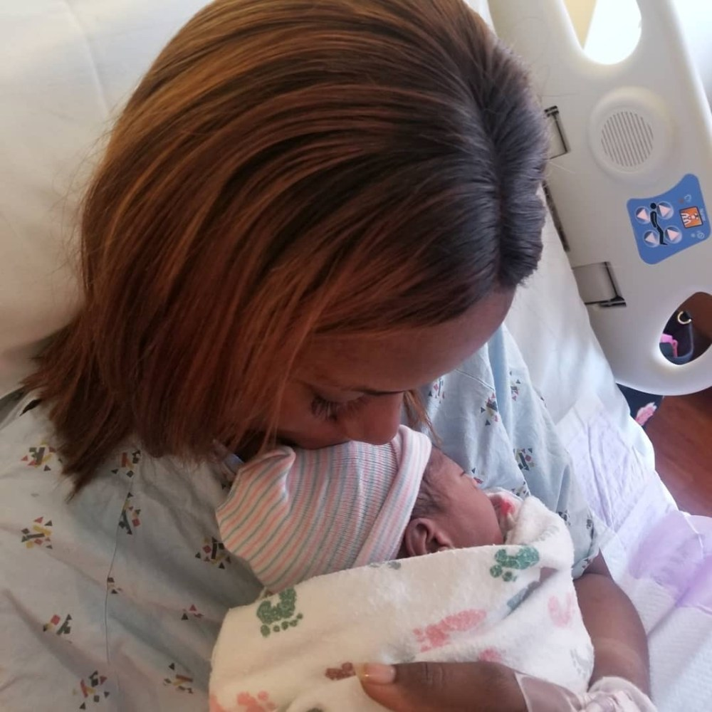 "Linda Ikeji's accused of having Baby J through a ""sperm donor"""